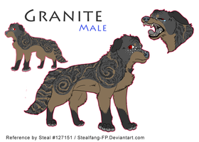A Sheet of Granite by Stealfang-FP
