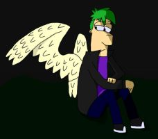 Ferby Has Wings by PnF-lover56