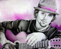 Jason Mraz by skepticmeek