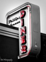 The Diner by erbphotography