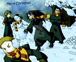 merry christmas to you all by NoeUchihA