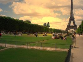 Paris:X by maybebydianna