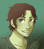 Palette challenge: Jake by AbsoluteObssession