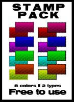 Stamp pack 02 by 1Foxylady