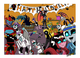 Happy Halloween 2011 by mythcraze776