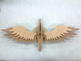 Wing Clock by racer437