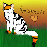 Amberheart :CO: by TheScandalizedFerret