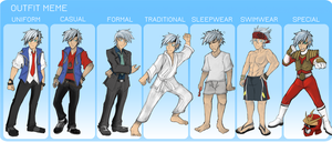 MM-Outfit Meme-Shanao Storms by TheArashi