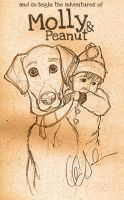 Molly and Peanut by Neale