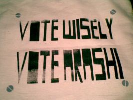 Vote Wisely by sarcasticlullaby