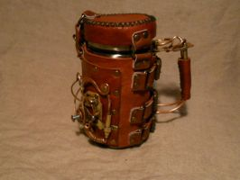 A steampunk-styled cup MK II by ChanceZero