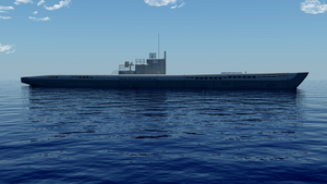 Submarine render 2 by Zacko86