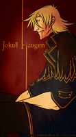 Jokull Haugen by AnimeDumbass