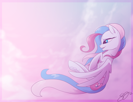 Dancing in the Clouds by probablyfakeblonde