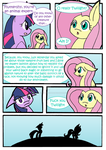 Fluttershy is an animal expert by kiddysa-bunnpire