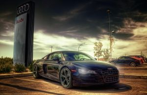 Audi R8 by AdamSchraderDesign