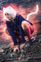 Neferpitou from HunterXHunter by Baku-Project