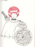 redhair by NeuronPlectrum