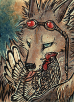 aceo for tatchit by kailavmp