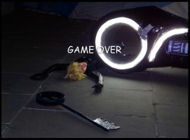 GAME OVER by Ko-chan
