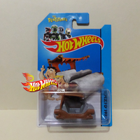 HOT WHEELS 2014 THE FLINTMOBILE HW CITY TOONED I by idhotwheels