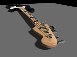 Fender Jazz Bass by AEvilMike