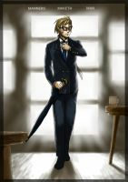 Manners Maketh Man by Arcsen