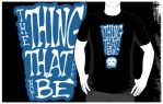 The Thing That Should Not Be Shirt by wraithdragon