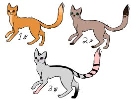 More Cat adopts! by aeroaddict