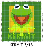 Kermit Pattern for ACCF by AngstyGuy