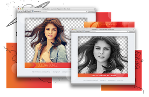 Pack Png 839 // Selena Gomez. by ExoticPngs