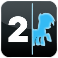 MLP Portal 2 Icon by FullMetal-Landon