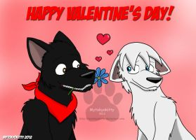 Valentine For Sweethearts by Mytokyokitty