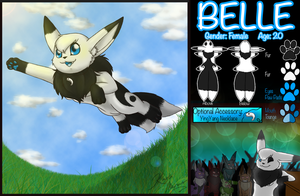 Eevee Party 3: Application by Pokemon-Chick-1
