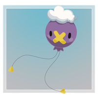 Wittle Dwifloon by meggyesaurus