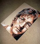 John Lennon by Flashback33