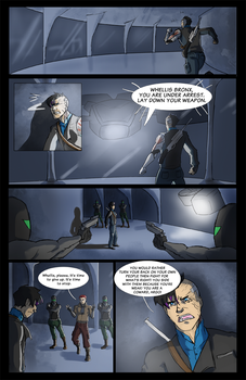 SD Intro: Old wounds 1 by JillValentine89