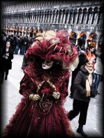 The Dark Side Of Venice IV by lalilo
