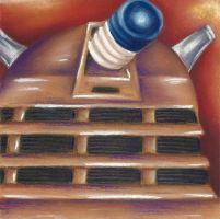 Dr Who - Dalek by conniemobleyjohns