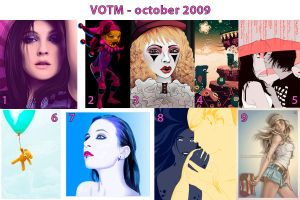 VOTM october 2009 by vexelove