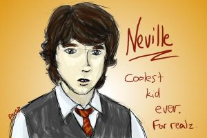 Neville by theanswerisme