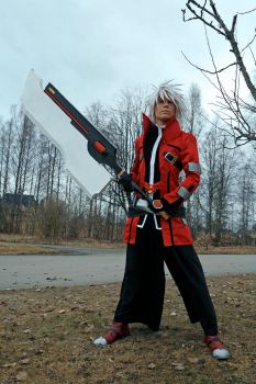 Ragna the Bloodedge by Elffi