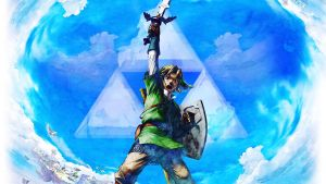 Skyward Sword Wallpaper by LogiSpaz