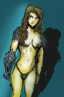 Witchblade by nicollearl