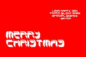 Christmas Card ReD by TK310