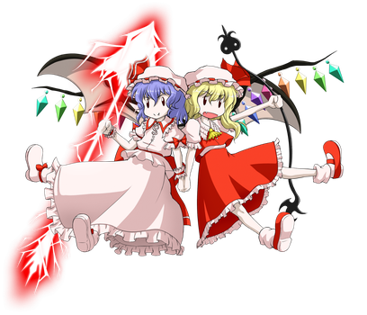 Scarlet Sisters by Mazume
