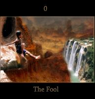 The Fool by Vinyariel