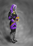 Tali'Zorah by PlaysInTraffic