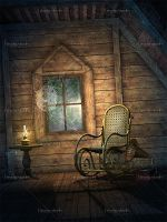 Old Attic 03 by Trisste-stocks