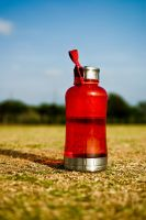Red Bottle by Monkeyboy41